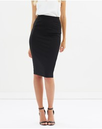 Atmos&Here - ICONIC EXCLUSIVE - Cecilia Pencil Skirt