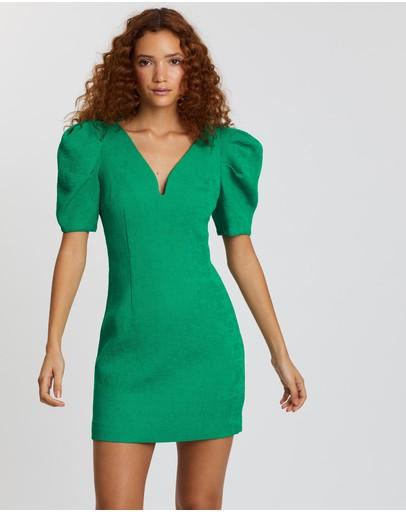 Elliatt Floridita Dress Emerald