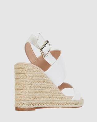 Jane Debster Dice - Sandals (WHITE)