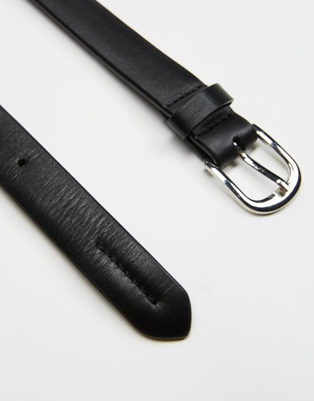 Women Slim Leather Belt