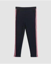 Milky - Side Stripe Pants - Kids