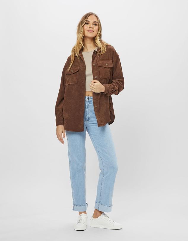 Women Isla Shirt Jacket