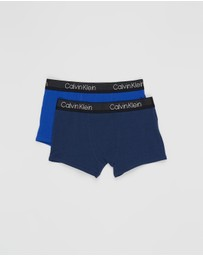 Calvin Klein - 2-Pack Trunks - Teens