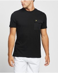 Lyle and Scott - Chest Pocket T-shirt