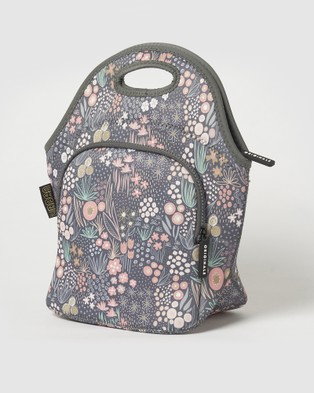 Urban Originals Lunch Bag Flowers Lunchboxes