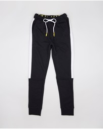First Ever Kids - Spliced Detail Trackpants - Teen