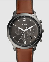 Fossil - Neutra Brown Chronograph Watch