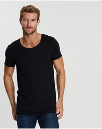 Jack & Jones - Ebas Essential SS U-Neck Tee