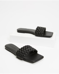 Manning Cartell - Basket Weave Slides