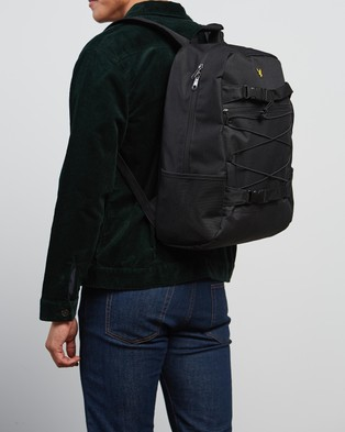 Lyle and Scott Skate Pack - Outdoors (Black)