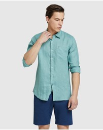 Oxford - Holloway Pure Linen Shirt