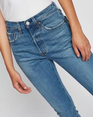 Levi's 501 Skinny Jeans - Slim (Jive Hushed)