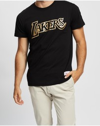 Mitchell & Ness - Gold Team SS Tee
