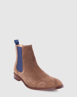 3 Wise Men The Bowie - Boots (Brown)