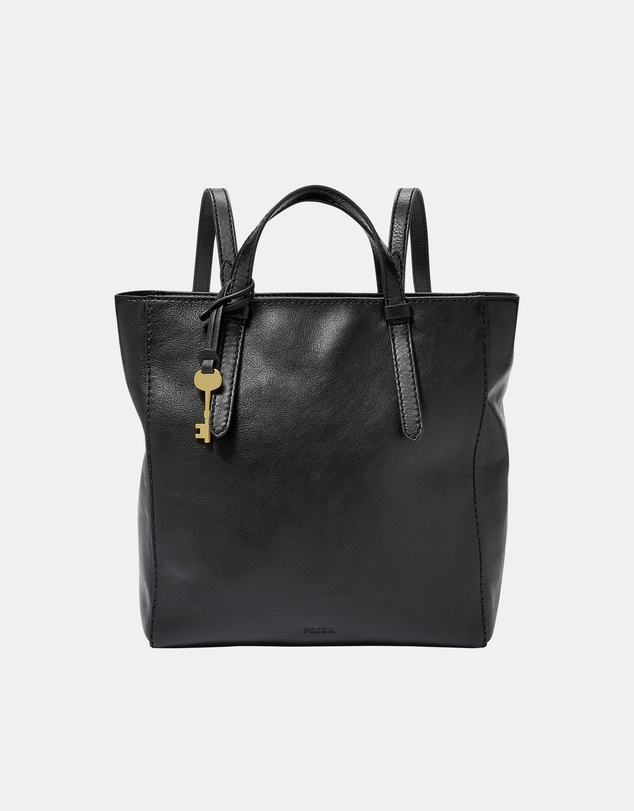 Fossil - Camilla Black Backpack