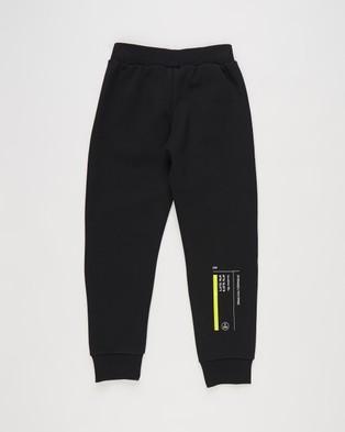 adidas Performance Training Essentials Spacer Pants Kids Sweatpants Black