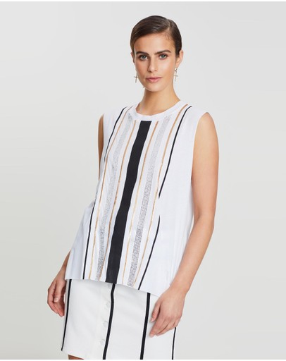 Sass & Bide - Invitation Only Tank