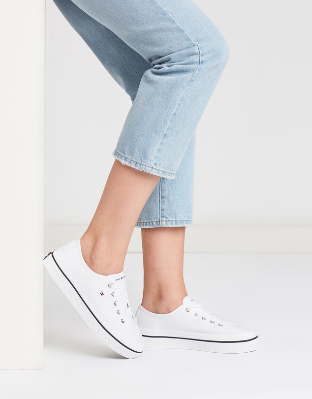 Tommy Hilfiger - Corporate Flatform Sneakers