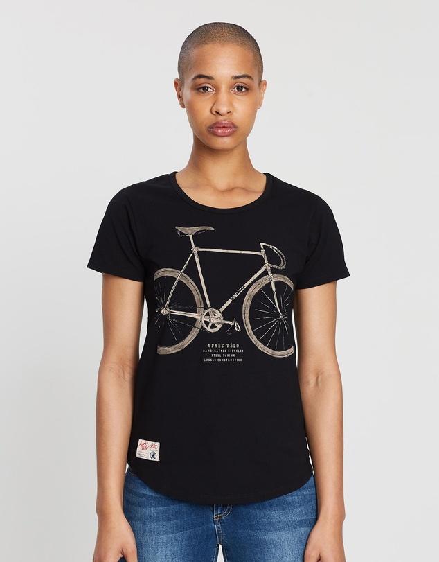 Bespoke T Shirt by Après Vélo