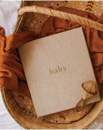 Write to Me - Baby Birth to Five Years Boxed
