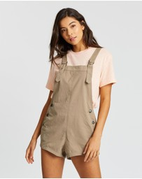 Rusty - Fleet Playsuit