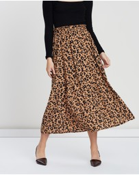 Vero Moda - Green Ankle Skirt