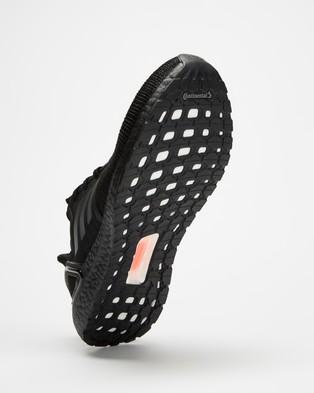 adidas Performance UltraBOOST 20   Men's Running Shoes - Performance Shoes (Core Black, Core Black & Solar Red)
