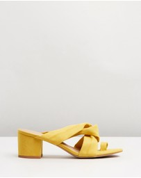 SPURR - ICONIC EXCLUSIVE - Leila Mules
