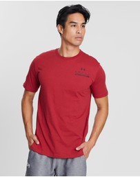 Under Armour - Stacked Left Chest SS T-Shirt