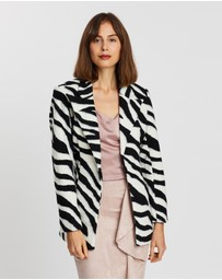 Fresh Soul - Zebra Jacket