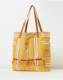 Tigerlily - Purnima Beach Bag