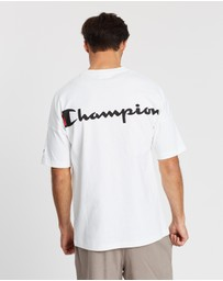 Champion - ID Collection Script Tee
