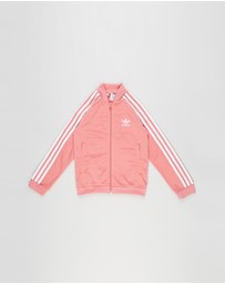 adidas Originals - Superstar Track Top - Kids-Teens