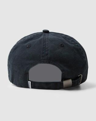 Spencer Project Signature Cap - Headwear (BLACK)