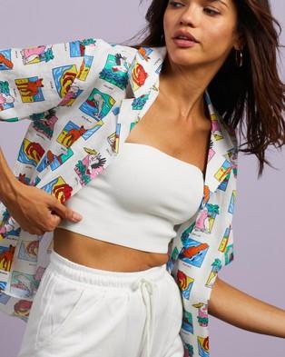 Cools Club Resort Shirt - Tops (Aussie Summer)