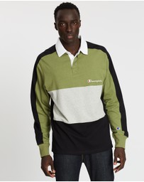 Champion - HW Rugby Colour Block Polo