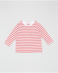 Cotton On Baby - Deacon Long Sleeve Boxy Tee - Babies