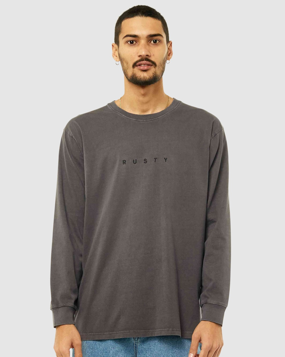 Rusty - Special Cut Long Sleeve Tee - Long Sleeve T-Shirts (COA) Special Cut Long Sleeve Tee