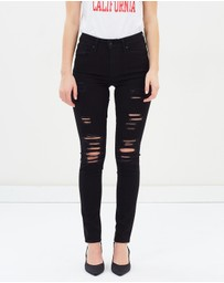 Levi's - 721 High Rise Skinny Jeans
