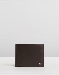 Tommy Hilfiger - Eton Credit Card Flap and Coin Pocket Wallet