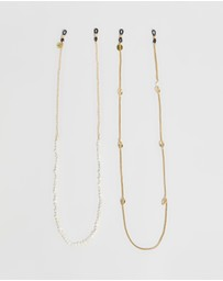 Sunny Cords - Clo Pearl & Bead It Pearl 2-Pack