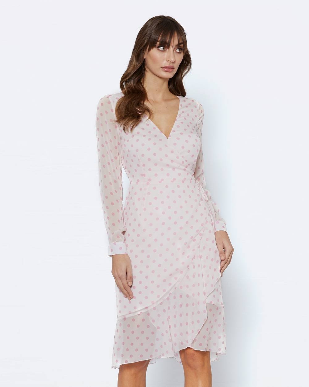 Alannah Hill Dusk To Dawn Dress Printed Dresses Pink Dusk To Dawn Dress