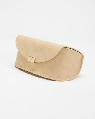 Chlo?? CE155S - Sunglasses (Gold & Brown )