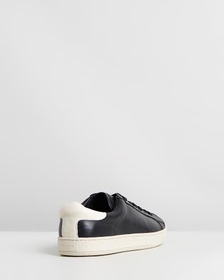 Patron Saint Of Fusion Low Cut Sneakers - Sneakers (Black & Putty)