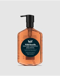 Leif Products - Wild Rosella Body Cleanser 500ml
