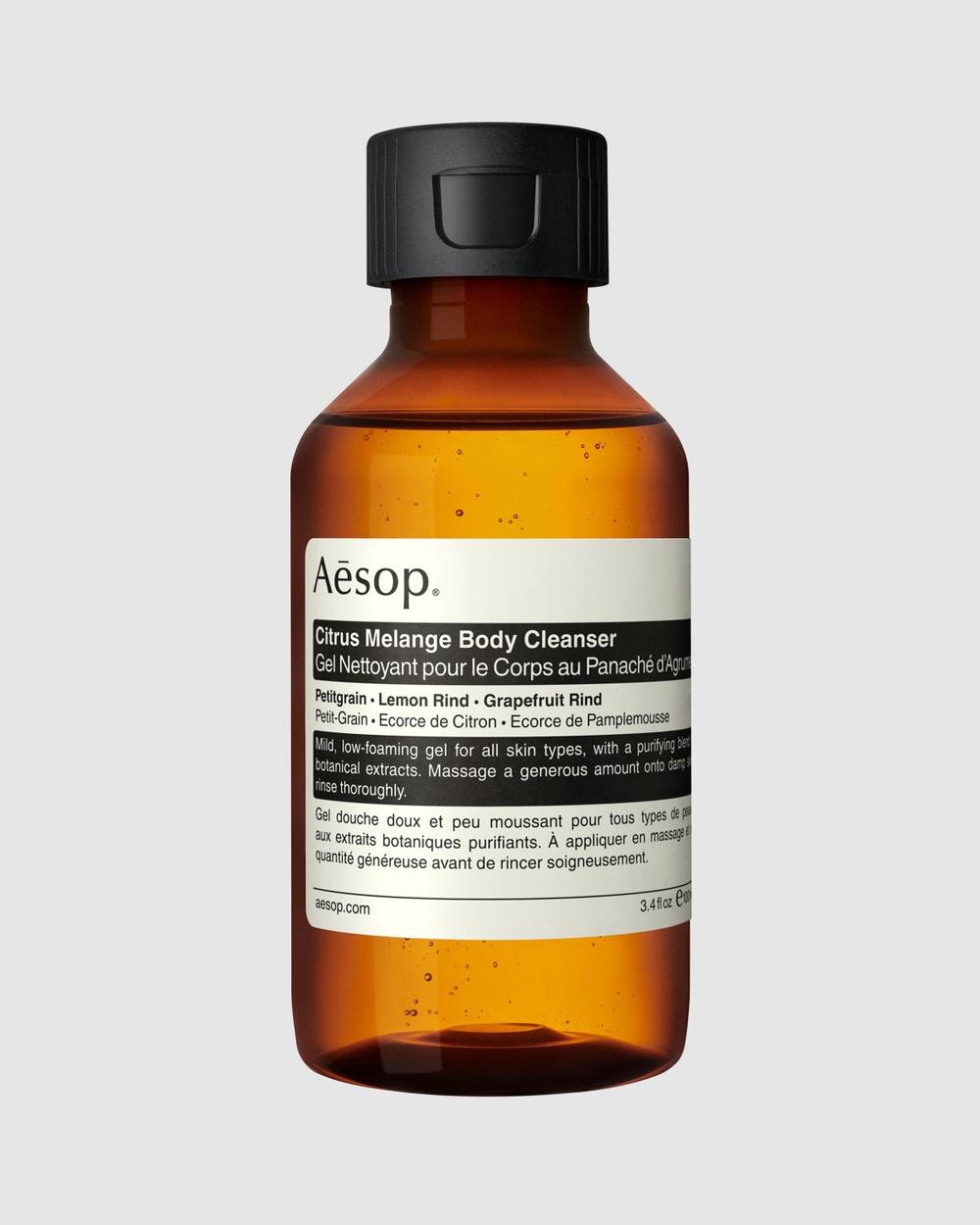 Aesop Citrus Melange Body Cleanser 100mL Beauty 100mL