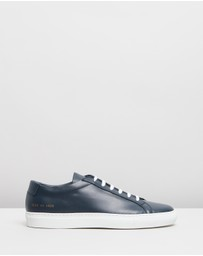 Common Projects - Achilles Low White Sole - Men's