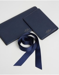 Smythson - Burlington Slim Travel Wallet