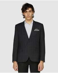 Jack London - Harris Check Blazer