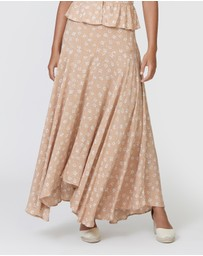 Auguste The Label - Cameron Rae Midi Skirt